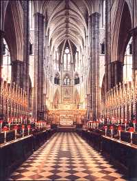 Westminster Abbey - Where God touched my life...